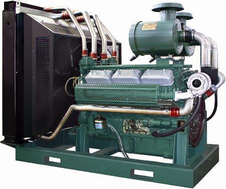 Technical Parameter of DKW Series Diesel Gensets
